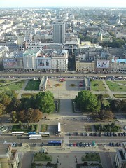 "View from Palace of Culture and Science (Pałac Kultury i Nauki), in Warsaw (Warszawa) • <a style=""font-size:0.8em;"" href=""http://www.flickr.com/photos/23564737@N07/6105881910/"" target=""_blank"">View on Flickr</a>"