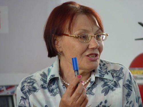 слухачка УЗВ Таццяна Пракопік