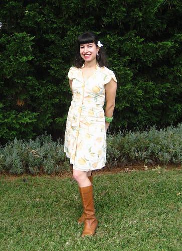 30s style dress