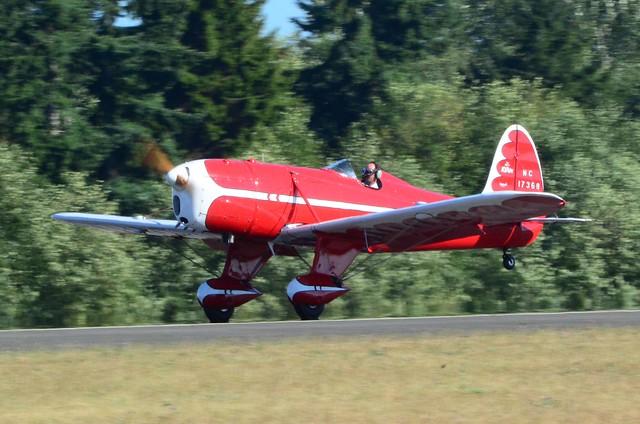 VAW arrivals Ryan ST-A N17368