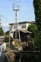 南戸守の火の見櫓(川島町)