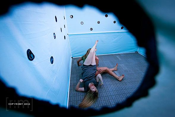 Brisbane Festival 2011 - Peepdance Brisbane Tel-Aviv