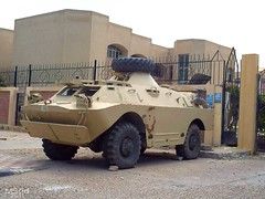Armored Vehicle (BRDM) (MS4d) Tags: new truck army mercedes fight riot education chaos force tank flag military guard attack january egypt police security clash demonstration 25 revolution egyptian vehicle soldiers guns behind mass brdm emergency  anti blockade armored department troops carrier protesters faculty forces troop iveco  personnel units mubarak  m113   damietta   sawt