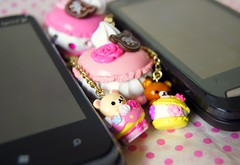 bear windows cute rose dessert keyboard couple chocolate... (Photo: applel0ve on Flickr)
