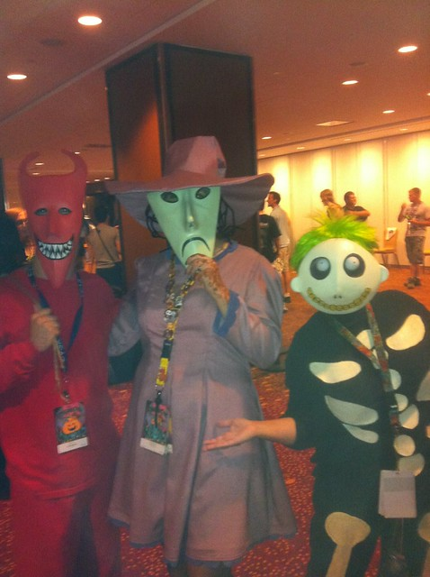 2011 Dragoncon Nightmare Before Christmas