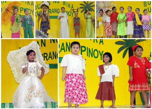 Filipino-clothing  sc 1 st  A Woman Remembers & A Woman Remembers: Linggo ng Wika Costume and Activities