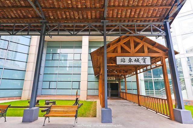 江門五邑館物館