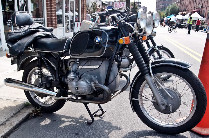 Problems reviving early 1970 R75/5 | Vintage BMW Motorcycle