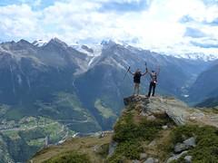Chamonix Zermatt hiking (http://www.randonneetrekking.com) Tags: montagne zermatt voyages randonne aventure chamonixzermatt trekkng empreintemontagne agencetrekking