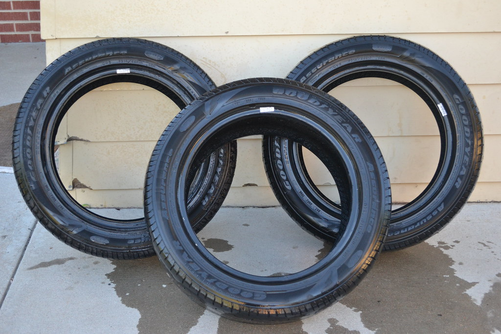 3 Goodyear Tires $175