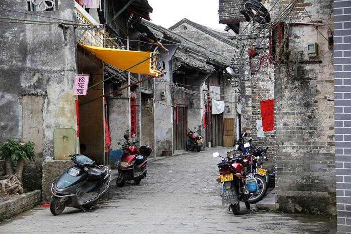 Ancient Xingping Village, China