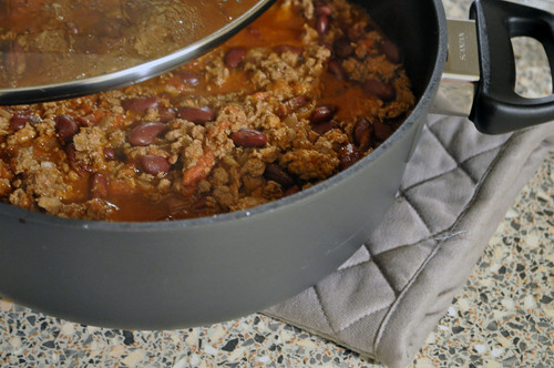 chili con turkey