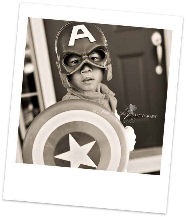 Will Capt America blw WM