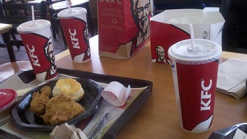 Day 244/365: KFC!