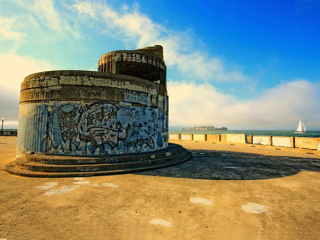 Circle Pier Alcatraz