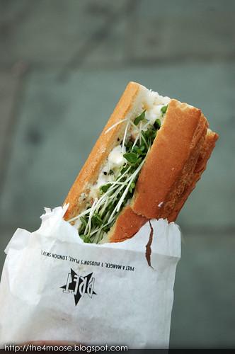 Pret A Manger - Egg Mayo Sandwich