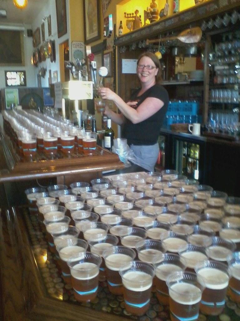 Kate - Beertender