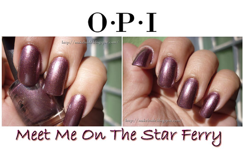 OPI - Meet Me On The Star Ferry_2