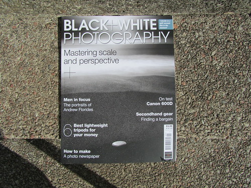Black + White Photography: September issue