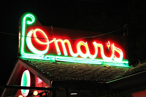 Omar's Restaurant by Vintage Roadtrip