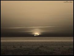 effetto notte (maxbunker) Tags: sea blackandwhite tramonto mare biancoenero nocera maxbunker variazionidigrigio