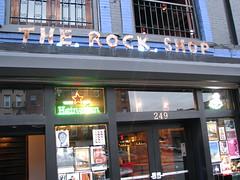 The Rock Shop