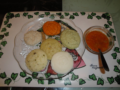 Kanchipuram Idli- snacks