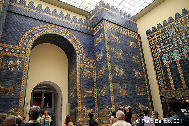 Berlín - Pergamon Museum