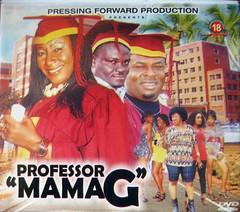 Professor Mama G