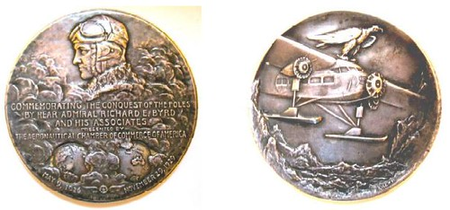 Byrd Polar Flights Medal