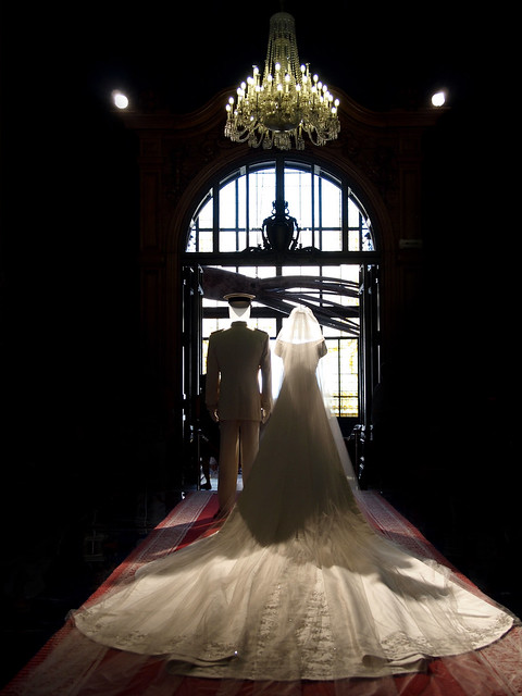 Monaco wedding dress back 1