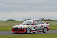 Castle Combe Summer Action Day 2011 (Harry_S) Tags: castle car four racing panasonic micro subaru g3 wiltshire panning circuit impreza 43 motorsport thirds combe 100300 m43