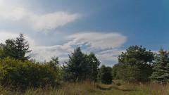 Stop frame sky in Morley, Mi (B J S) Tags: sky motion clouds timelapse video michigan settingsun stopframe d7000