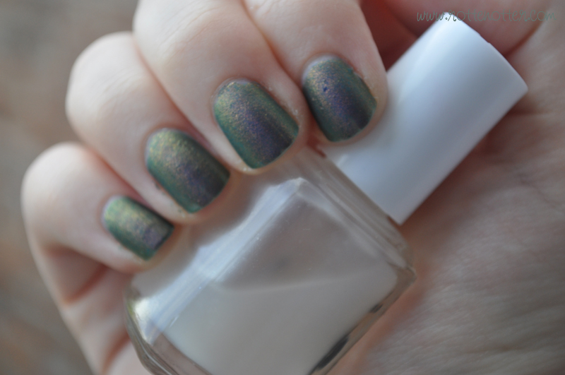 accessorize aztec nail polish notd matte