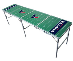 View ProductHouston Texans Tailgating, Camping & Pong Table