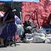 Donne al mercato in Salvador de Jujuy