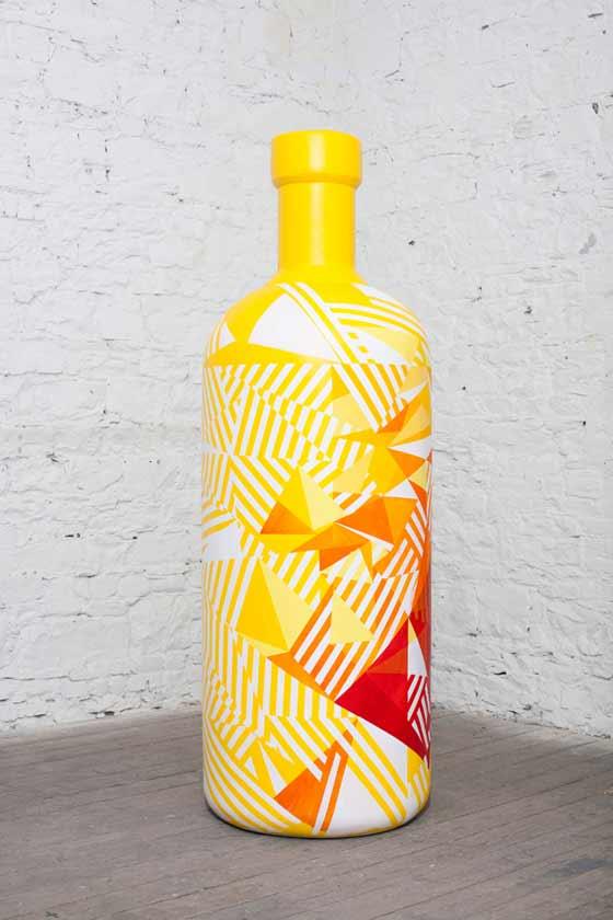botellas absolut vodka
