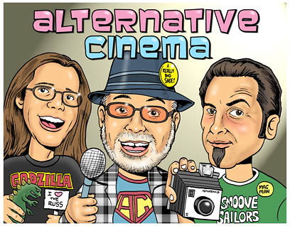 Alternative Cinema Podcast (Internet Radio Show)