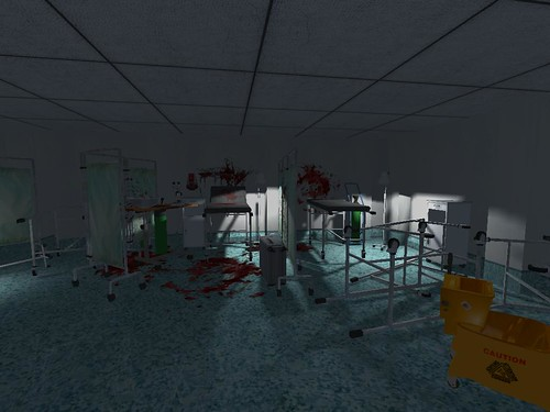 FPS Creator Hospital Model Pack by FPSX Games