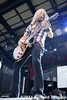 Black Stone Cherry @ Carnival Of Madness Tour, Time Warner Cable Uptown Amphitheatre, Charlotte, NC - 09-13-11