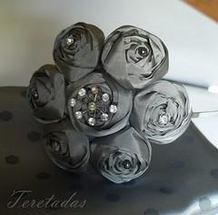 D.rosas tela ART (Teretadas) Tags: handmade diadema headband hechoamano diademas fabricroses accesoriosparaelcabello rosadetela