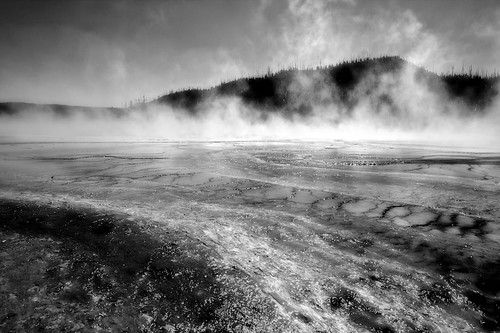 Grand Prismatic Spring by Chadwick_Paul