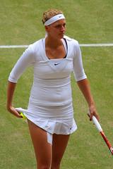 The 125th Championships Wimbledon 2011 - Petra Kvitova (Cze) (Andy2982) Tags: tennis final wimbledon mariasharapova rus centrecourt allenglandlawntennisclub cze petrakvitova the125thchampionshipswimbledon2011