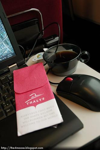 Thalys 9323 - Koffie