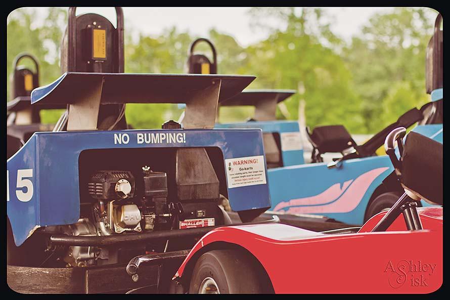 NO BUMPING!