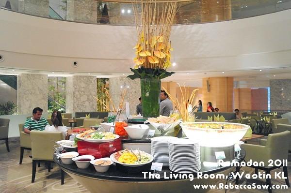 Ramadan 2011 - The Living Room, Westin KL-05
