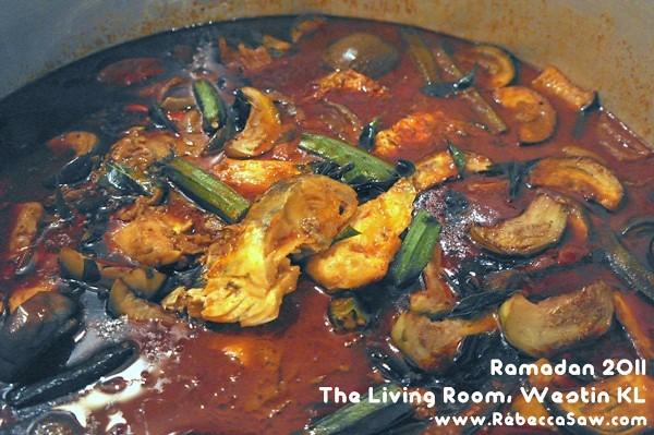 Ramadan 2011 - The Living Room, Westin KL-32
