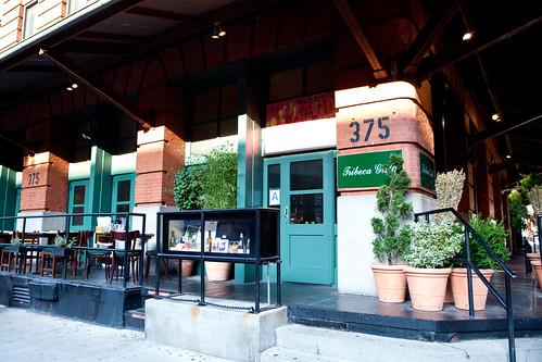 Tribeca Grill exterior