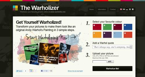 The Warholizer