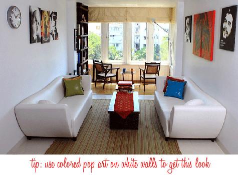 home tour kaizad dinshaw s small apartment in mumbai dress your